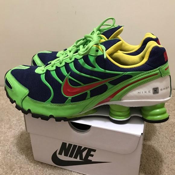 Nike Shoes | Nike Shox Turbo Vi Id Nz